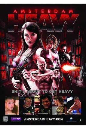 Poster: Amsterdam Heavy