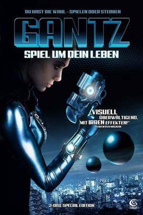Poster: Gantz - Spiel um dein Leben