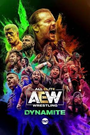Poster: All Elite Wrestling: Dynamite