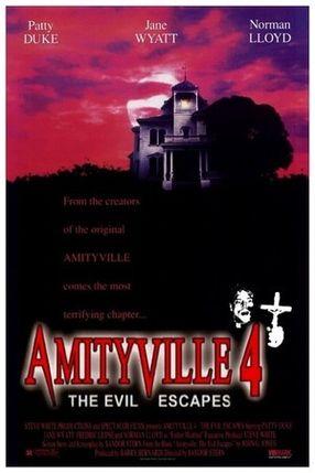 Poster: Amityville Horror IV