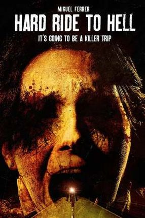 Poster: Hard Ride to Hell