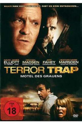 Poster: Terror Trap - Motel des Grauens