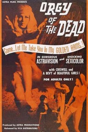 Poster: Orgy of the Dead