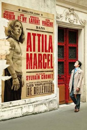 Poster: Attila Marcel