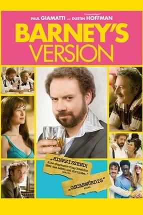 Poster: Barney's Version