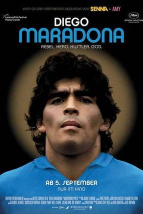 Poster: Diego Maradona