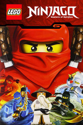 Poster: Lego Ninjago: Meister des Spinjitzu