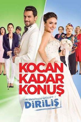 Poster: Kocan Kadar Konuş: Diriliş