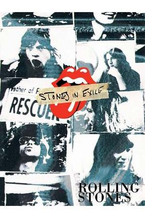 Poster: The Rolling Stones: Stones in Exile