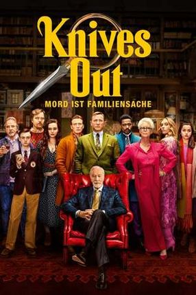 Poster: Knives Out – Mord ist Familiensache