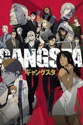 Poster: Gangsta