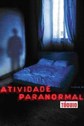 Poster: Paranormal Activity - Tokyo Night