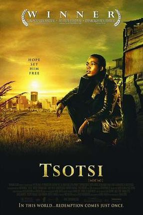Poster: Tsotsi