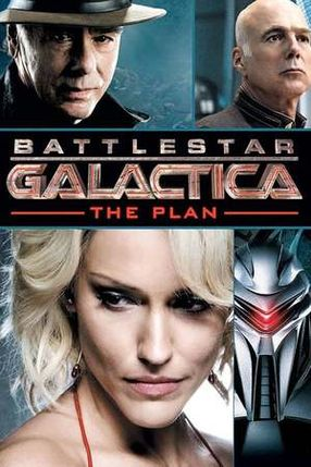 Poster: Battlestar Galactica: The Plan