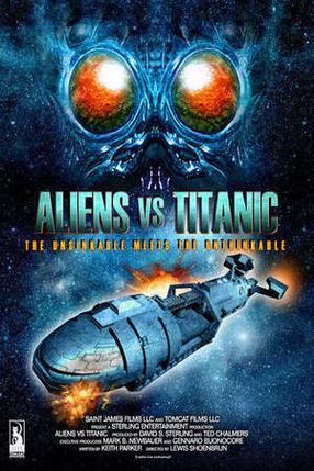 Poster: Aliens vs. Titanic