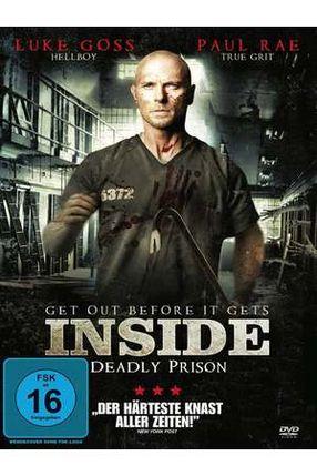 Poster: Inside - Deadly Prison