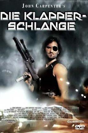 Poster: Die Klapperschlange