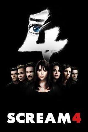 Poster: Scream 4