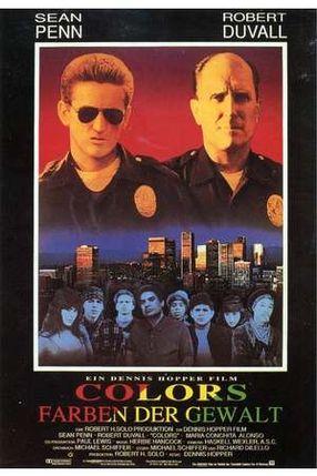 Poster: Colors - Farben der Gewalt