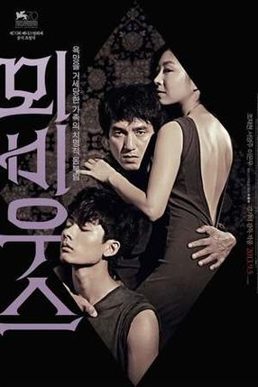Poster: Moebius, die Lust, das Messer