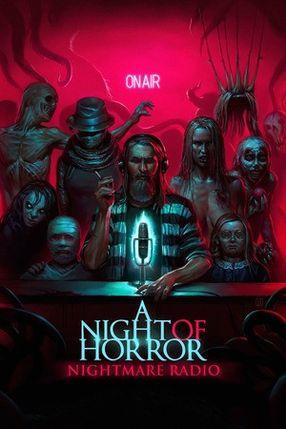 Poster: A Night of Horror: Nightmare Radio