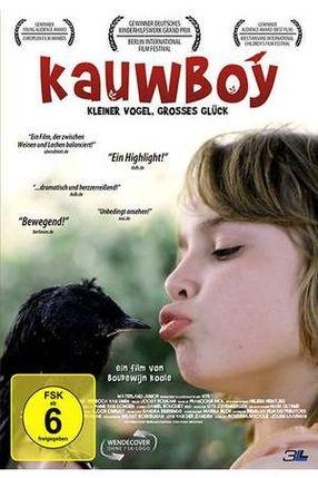 Poster: Kauwboy - Kleiner Vogel, großes Glück
