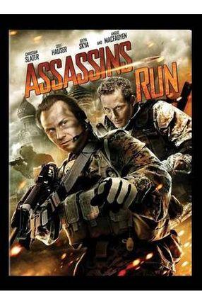 Poster: Silent Assassins - Lautlose Killer