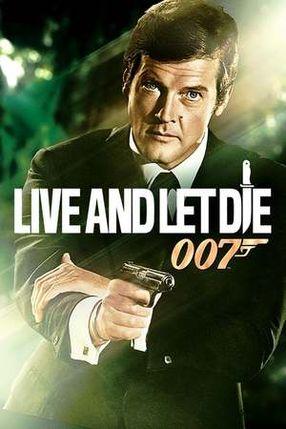 Poster: James Bond 007 - Leben und sterben lassen
