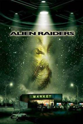 Poster: Alien Raiders