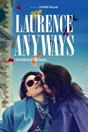 Poster: Laurence Anyways