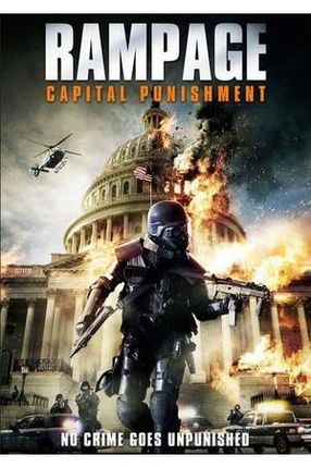 Poster: Rampage: Capital Punishment