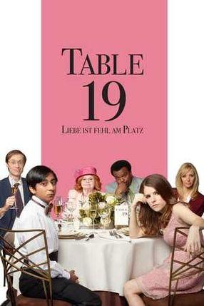 Poster: Table 19 - Liebe ist fehl am Platz