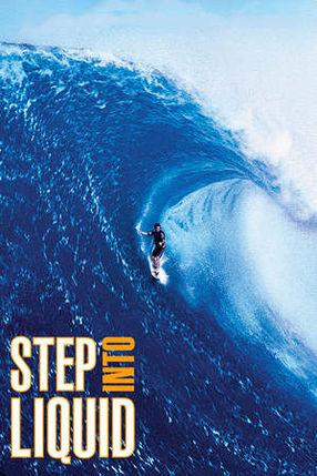Poster: Step Into Liquid - Im Bann der Riesenwellen