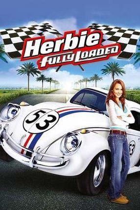Poster: Herbie Fully Loaded - Ein toller Käfer startet durch