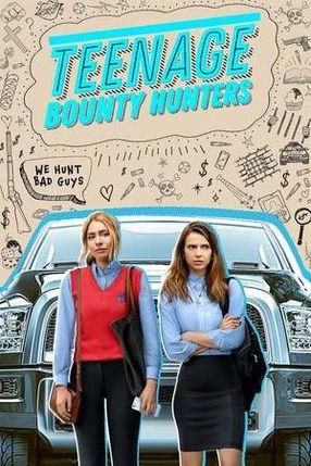 Poster: Teenage Bounty Hunters