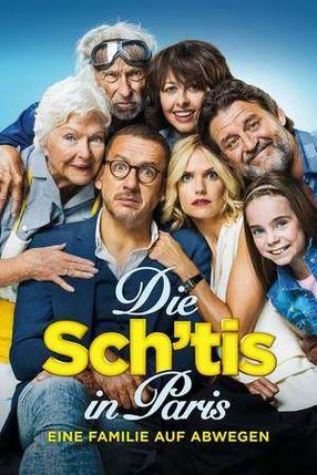 Poster: Die Sch'tis in Paris