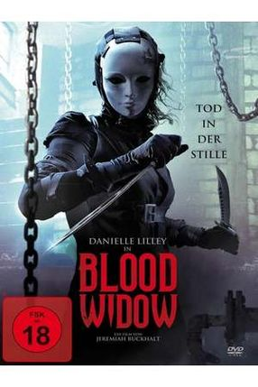 Poster: Blood Widow - Tod in der Stille