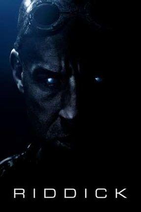 Poster: Riddick - Überleben ist seine Rache