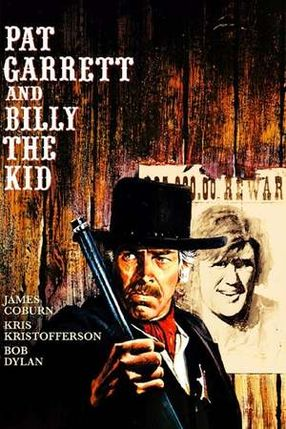 Poster: Pat Garrett jagt Billy the Kid