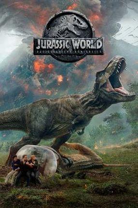 Poster: Jurassic World - Das gefallene Königreich
