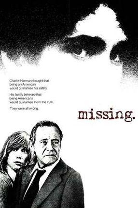 Poster: Vermisst