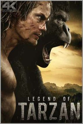 Poster: Legend of Tarzan