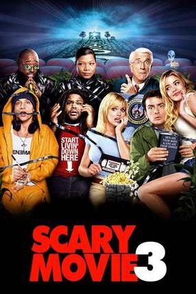 Poster: Scary Movie 3