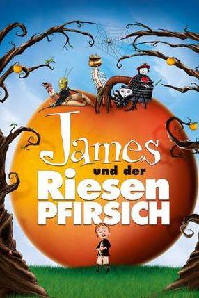 Poster: James und der Riesenpfirsich