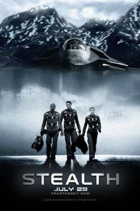 Poster: Stealth - Unter dem Radar