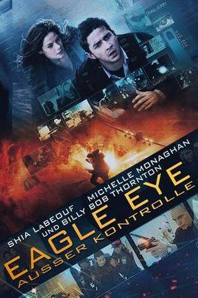 Poster: Eagle Eye - Außer Kontrolle