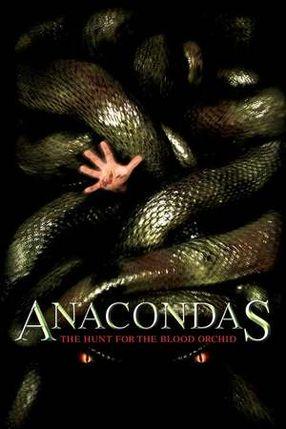 Poster: Anacondas - Die Jagd nach der Blutorchidee