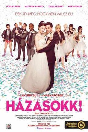 Poster: The British Bride - Binde sich wer kann!