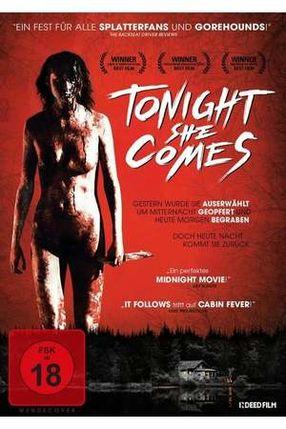 Poster: Tonight She Comes - Die Nacht der Rache