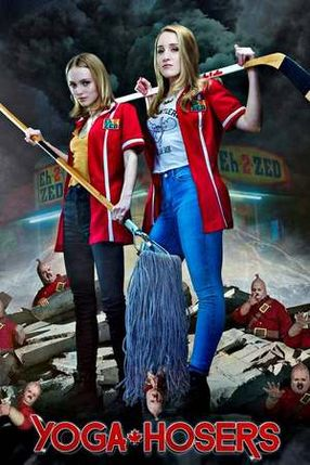 Poster: Yoga Hosers